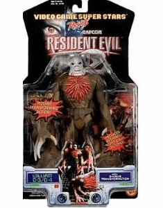 Toy Biz Capcom Resident Evil 2 William G-3/G-4 Action Figure