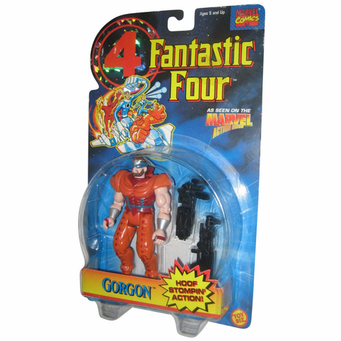 Toy Biz Fantastic Four Gorgon Figure