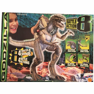 Toy Biz Godzilla Electronic Battle Action 8 Heavy Hitter