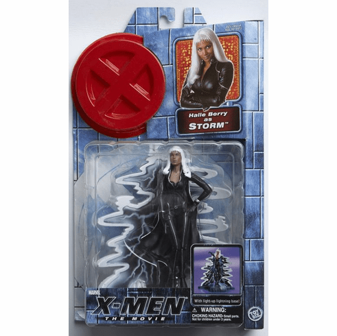 Toy Biz Marvel X-Men Movie Halle Berry as Storm Figure