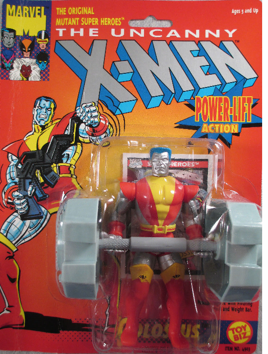 Toy Biz The Uncanny X-Men Colossus Figure