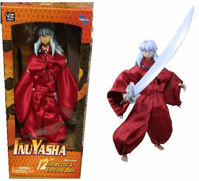 "Toynami InuYasha 12"" Collector's Edition Doll"