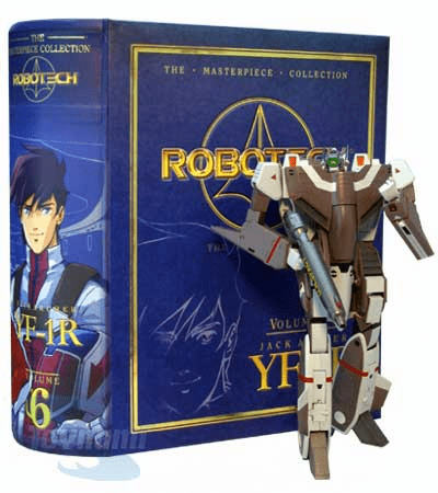 Toynami Robotech Masterpiece Collection Volume 6 Jack Archer 1F-YR