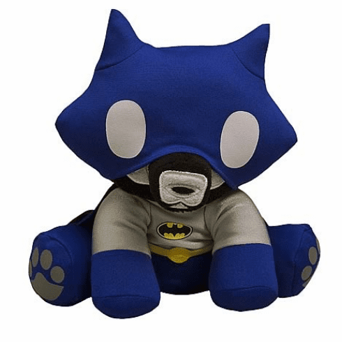 Toynami Skelanimals DC Jae-Batman Plush