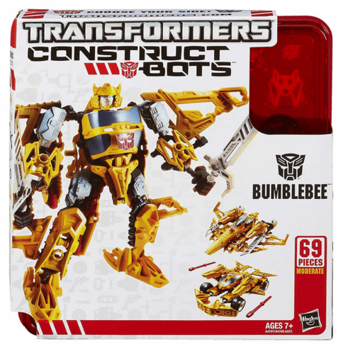 Transformers Construct-Bots Bumblebee