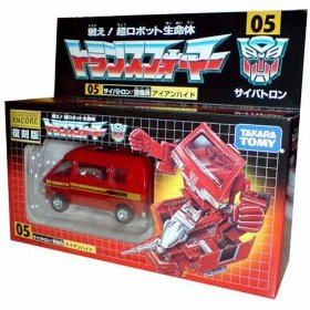 Transformers Generation 1 Encore Series Ironhide Figure