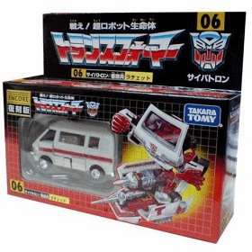 Transformers Generation 1 Encore Series Ratchet Figure