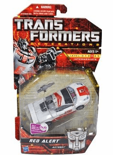 Transformers Generations Red Alert Figure