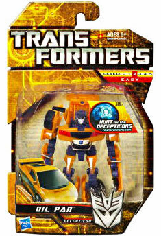 Transformers Hunt for the Decepticons Oil Pan Figure