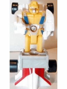 Transformers Micromaster Six Turbo Reissue #3 Circuit