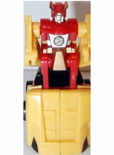 Transformers Micromaster Six Turbo Reissue #4 Neo-Wheel