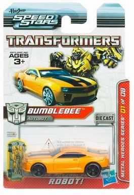 Transformers Speed Stars Bumblebee Vehicle