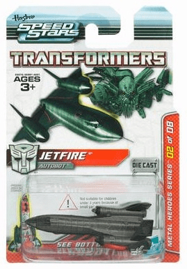 Transformers Speed Stars Jetfire Vehicle