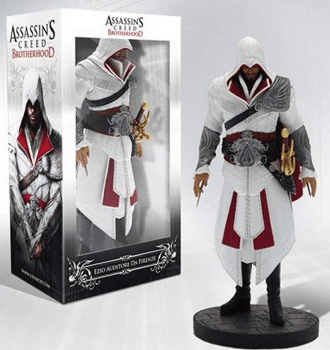 Ubisoft Assassin's Creed II Brotherhood Ezio Figure