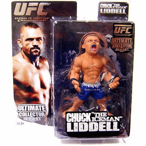 UFC Ultimate Collector Series Chuck Liddell Figure