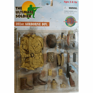 Ultimate Soldier 101st Airborne Division Outfit