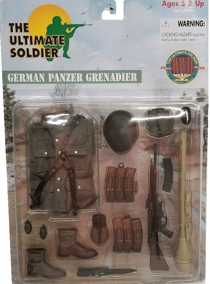 Ultimate Soldier German Panzer Grenadier Outfit