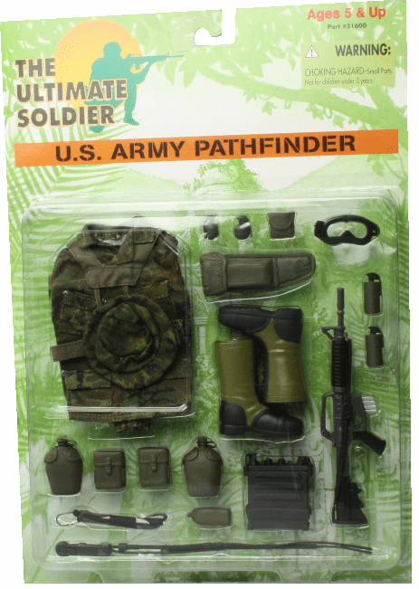 Ultimate Soldier U.S. Army Pathfinder Outfit