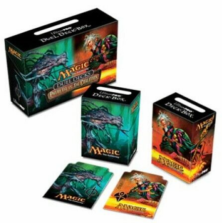 Ultra Pro Magic The Gathering Phyrexia vs The Coalition Deck Box