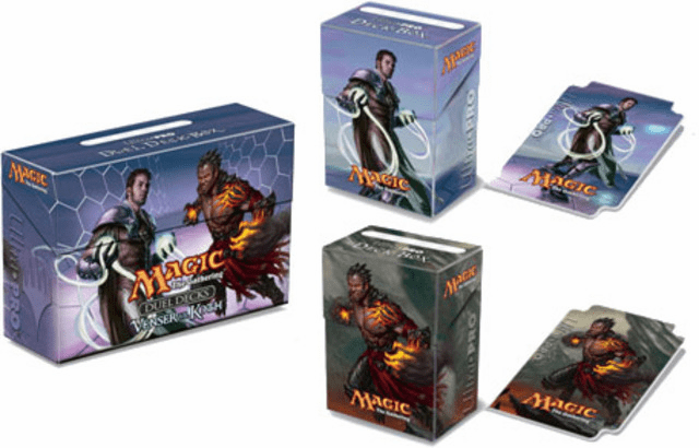 Ultra Pro Magic The Gathering Venser vs Koth Deck Box