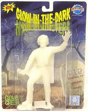 Uncle Milton Movie Monsters Phantom of the Opera GITD Figure