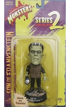 Universal Monsters Little Big Heads Son of Frankenstein Figure