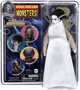 Universal Monsters Retro Cloth Bride of Frankenstein Action Figure