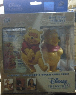 Upper Deck Disney Winnie the Pooh Treasures Card Box Set