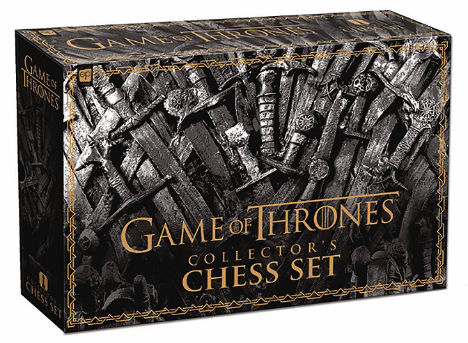Usaopoly Game of Thrones Chess Set