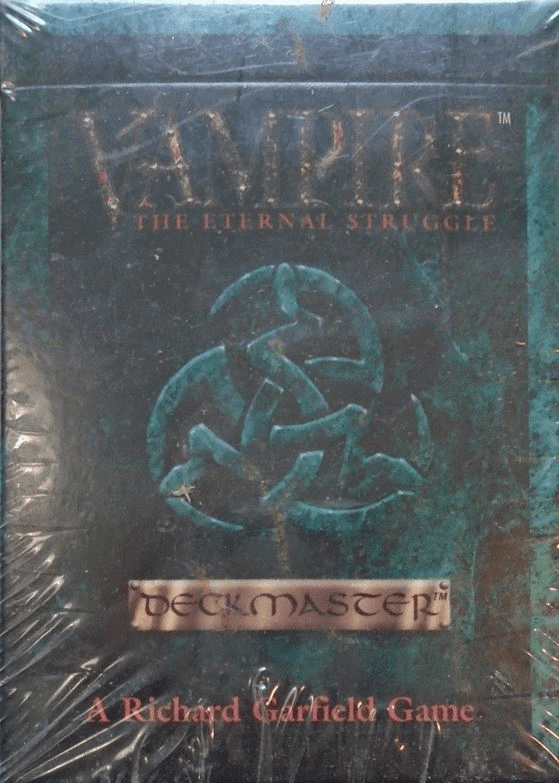 Vampire The Eternal Struggle CCG Base Set Starter Deck