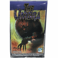 Werewolf The Apocalypse Rage The Umbra Booster Pack