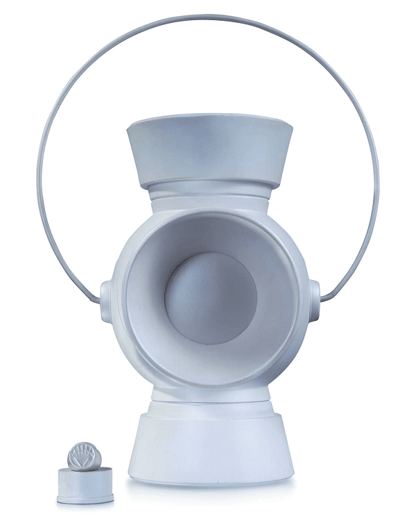 White Lantern Power Battery With Ring 1 1 Scale Replica Prop