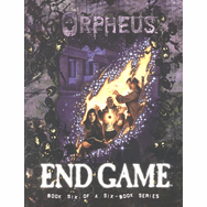 White Wolf Orpheus End Game Sourcebook