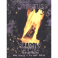 White Wolf Orpheus Shadow Games Sourcebook