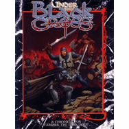 White Wolf Vampire The Dark Ages Under the Black Cross Campaign Setting