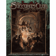 White Wolf Vampire The Masquerade The Succubus Club Dead Man's Party Sourcebook