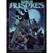 White Wolf Werewolf The Apocalypse Book of Auspices Sourcebook
