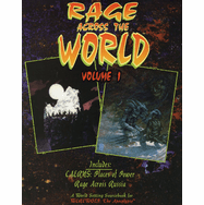 White Wolf Werewolf The Apocalypse Rage Across the World Vol. 1 Sourcebook