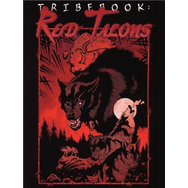 White Wolf Werewolf The Apocalypse Tribebook Red Talons Revised Sourcebook