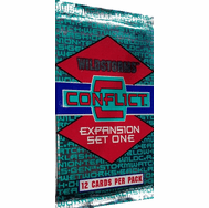 Wildstorm Conflict Expansion Set One Booster Pack
