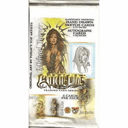 Witchblade Millennium Trading Cards Series Pack