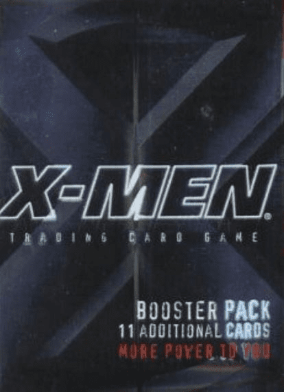 Wizards of the Coast X-Men The Movie Booster Pack