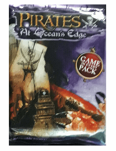 Wizkids Pirates at Ocean's Edge Constructible Strategy Game Pack