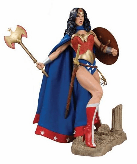 Wonder Woman Statues, Displays, and Replicas