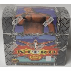 World Championship Wrestling Nitro Trading Card Game Booster Box