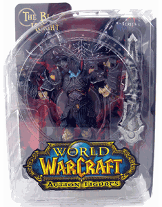 World of Warcraft Argent Nemesis The Black Knight Figure