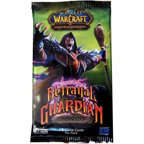 World of Warcraft Betrayal of the Guardian Booster Pack