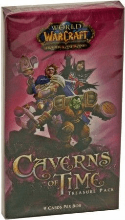 World of Warcraft Caverns of Time Treasure Pack