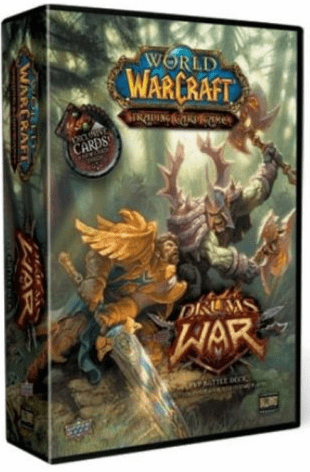 World of Warcraft Drums of War PVP Battle Deck