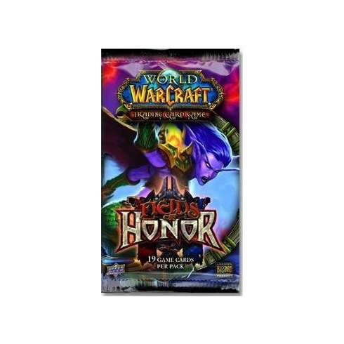 World of Warcraft Fields of Honor Booster Pack